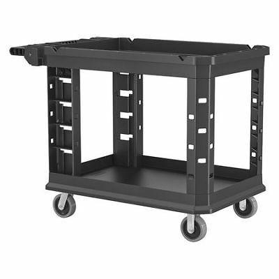 SUNCAST COMMERCIAL PUCSD2645 Plastic Heavy Duty Utility Cart