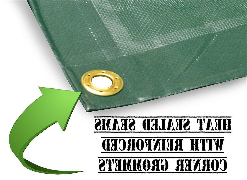 PVC Cover UV Resistant Heavy Duty Vinyl Tarp 18 Mil