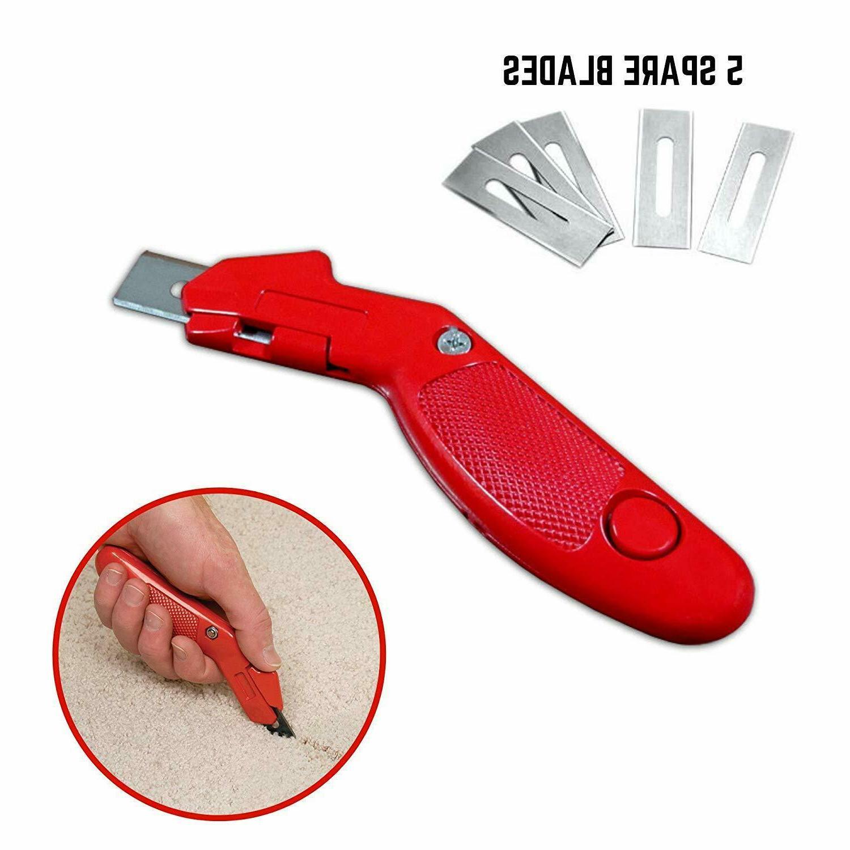 razor blade heavy duty carpet knife 5