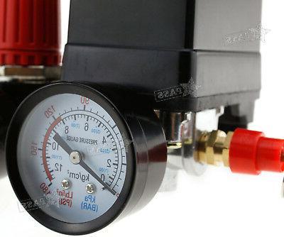 REGULATOR HEAVY Pressure Switch