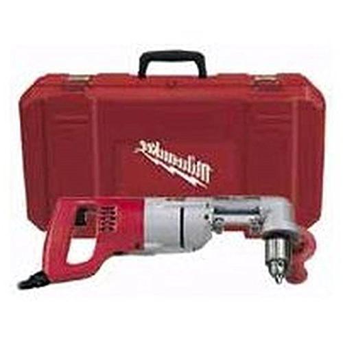 "Milwaukee 3107-6 Right Angle Drill 4-5/8"" Bits"
