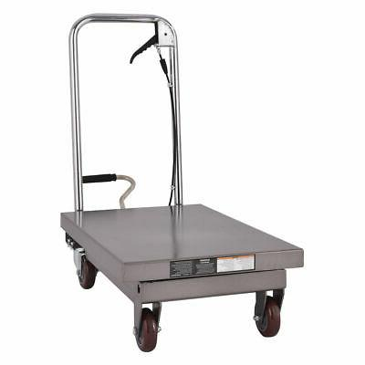 Rolling 500LB Capacity Cart W/Foot Pump