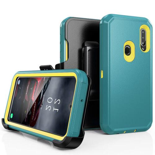 For Samsung Galaxy Shockproof Heavy Stand Phone