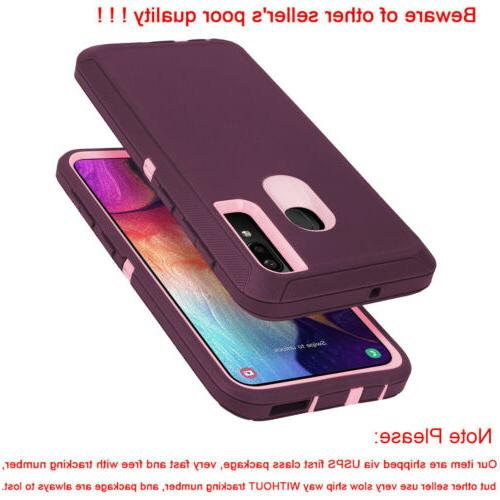 Samsung Duty Hybrid Shockproof Case Cover