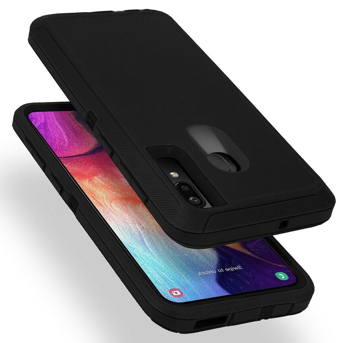 Samsung A20 A30 S20+ Ultra Duty Shockproof Cover