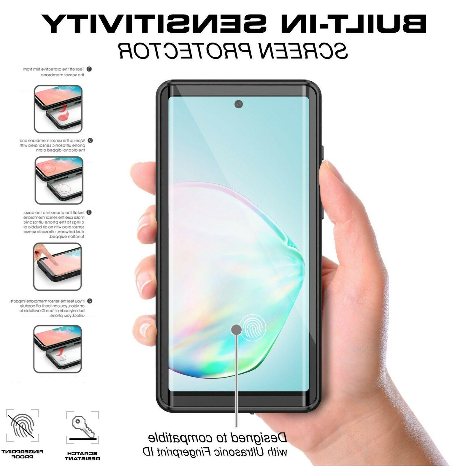 Samsung / Plus Waterproof Shockproof Duty Cover