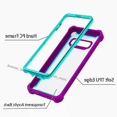 For Galaxy Note 10 Rugged Heavy Cover