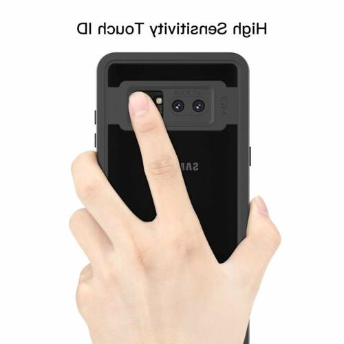 For Samsung Galaxy 8 Case Shockproof 9