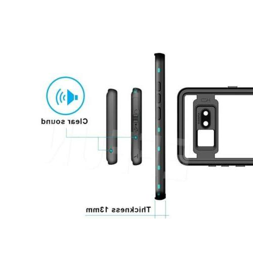 For 8 Shockproof Snowproof 9