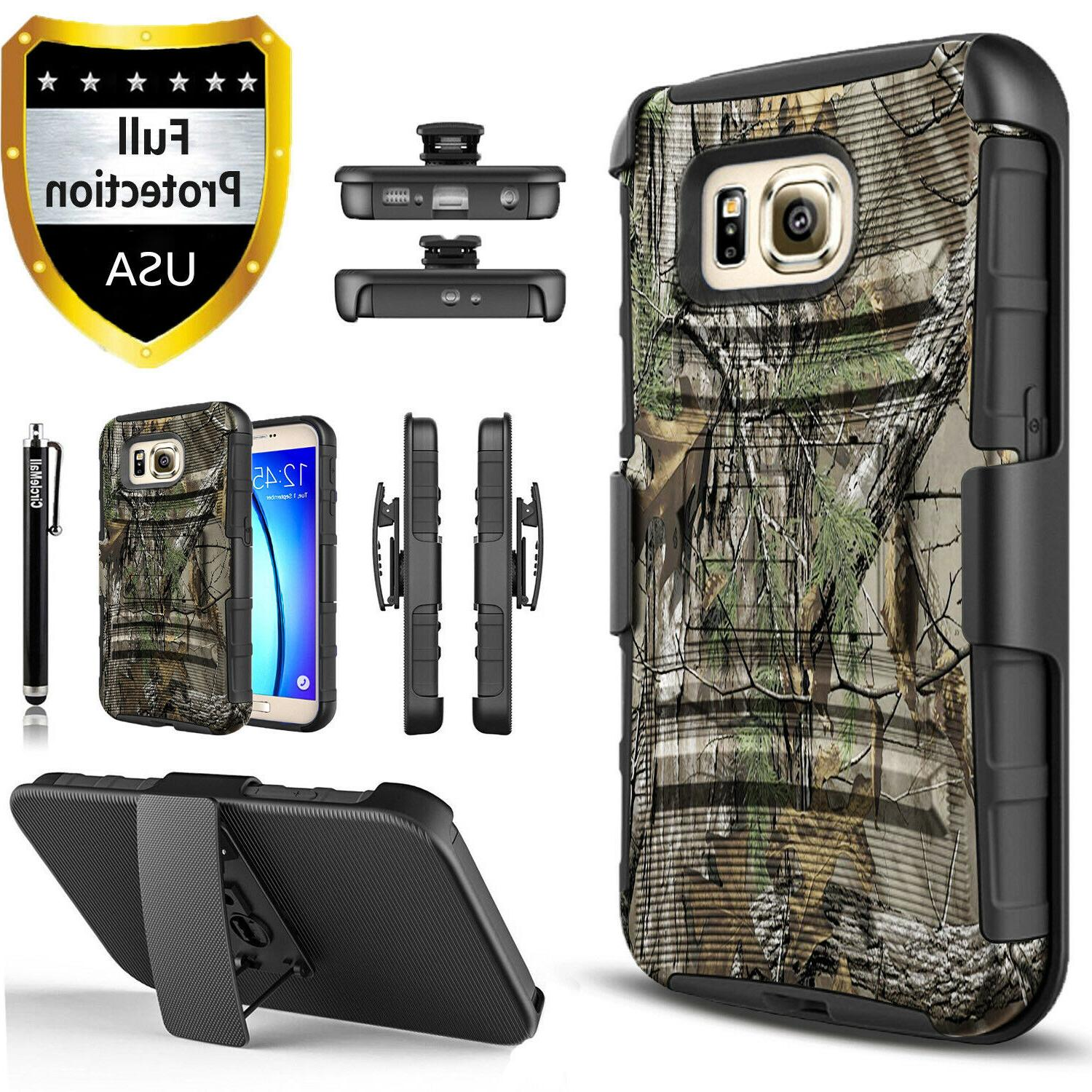 For Galaxy S7 / / Phone Duty Belt Clip Cover