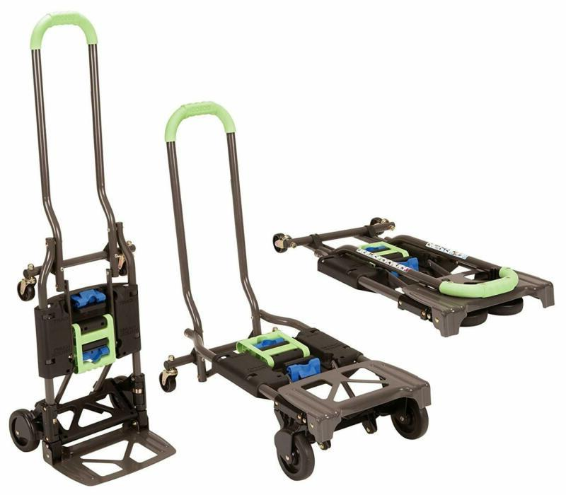 Shifter Multi-Position Folding Hand Dolly