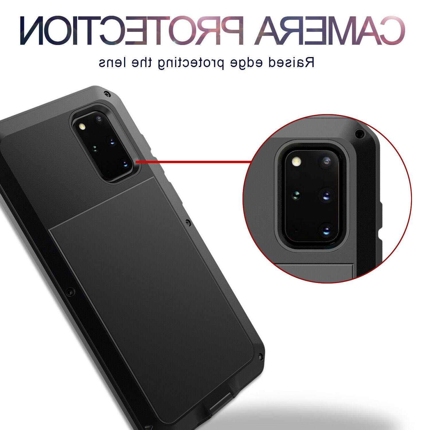 Aluminum Cover Samsung Note Plus S10 S9 Note 8 Ultra