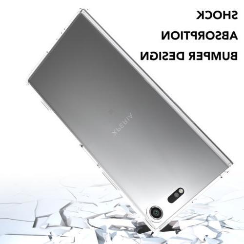 Shockproof Hybrid Case Xperia XZ Premium