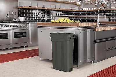 Slim Trash Handles, Black, TCNH2030BK