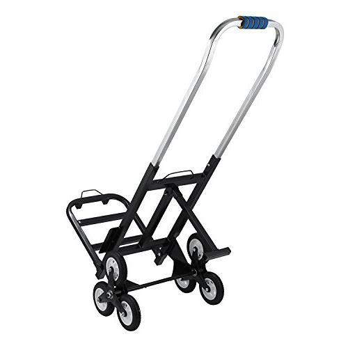 VEVOR Portable Cart lb All Stair Folding Stair Hand Heavy Duty 6 Wheels