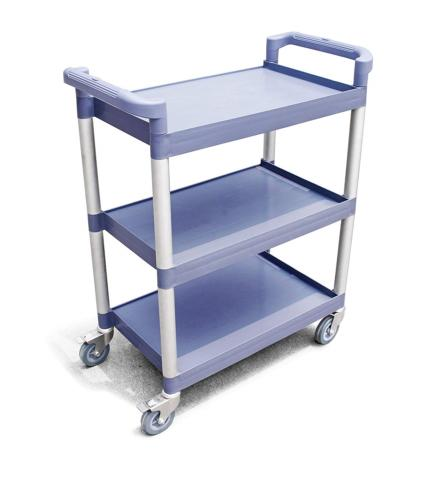 Star 1 pc Heavy Duty Utility Cart Bus Cart 350 lbs Load 3 Ti
