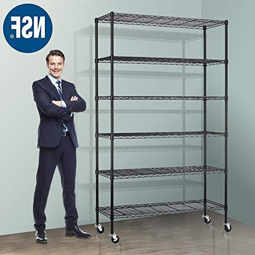 storage metal shelf wire shelving