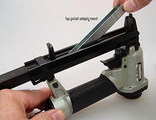 Surebonder 9600B Duty Standard Type Stapler