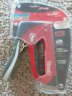 Arrow Fastener T50RED Red Heavy Duty Pro Staple Gun Tacker