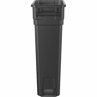 tcnh2030bk narrow trash can