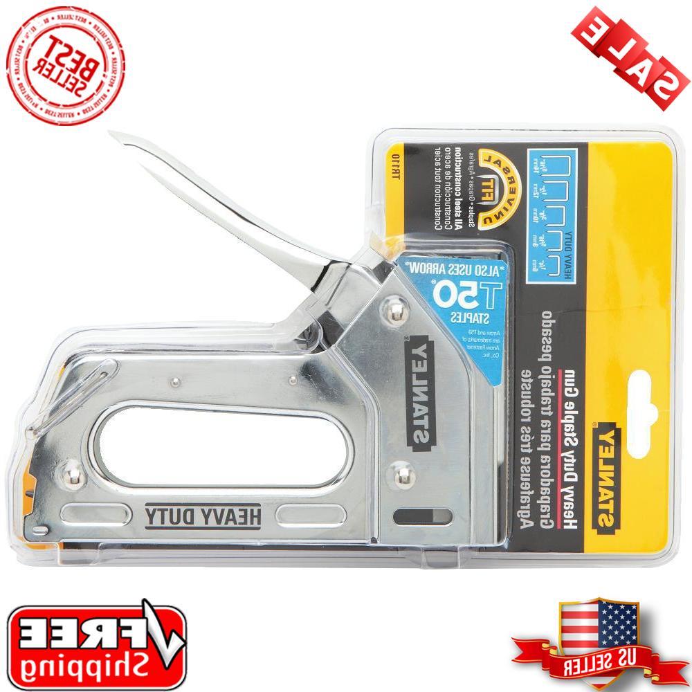 tr110 heavy duty steel stapler