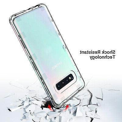 Transparent Heavy Rugged Cover for Samsung