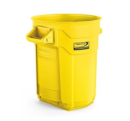 utility trash can