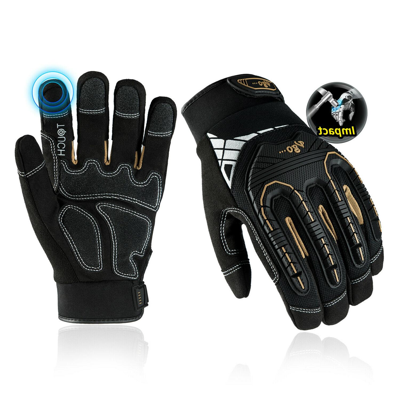 Vgo Impact-Absorb Gloves