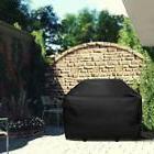 VicTsing Grill Cover UV 3-4 Burner Gas Heavy Duty 58 Inch Wa