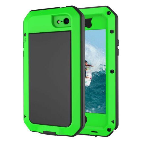 Waterproof Shockproof Metal Aluminum Case For iPhone SE 5C