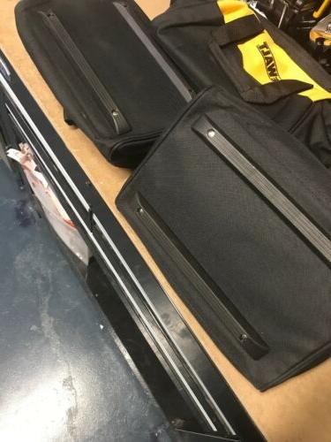 WOW! Dewalt Duty Ballistic CanvasTool Bag Zipper &