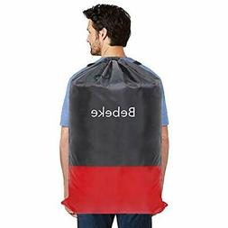 "Laundry Bag, Backpack 22"" X 34"" Large Heavy Duty Travel With"