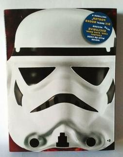 Lego Star Wars Ultimate Book Collection Stickers Poster Kids