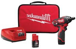 Milwaukee 2401-22 12-Volt Li-Ion Compact Driver Kit