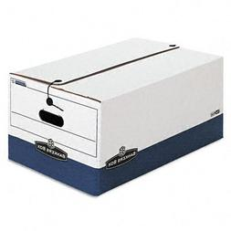 Bankers Box Liberty 4 Heavy-Duty Strength LegalStorage Boxes
