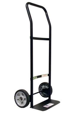 New 300 lb. Load Capacity Steel Hand Truck Jobsite Dolly Car