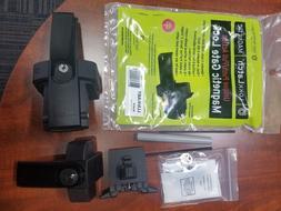D&D LokkLatch Magnetic Latch, Keyed Alike w/Black Trim Finis