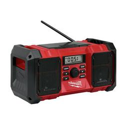 Milwaukee M18 Heavy-Duty Jobsite Radio  2890-20 New