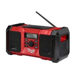 Milwaukee M18 18V Heavy-Duty Jobsite Radio  2890-20 New