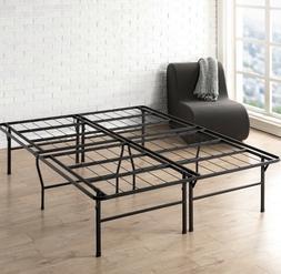 Mainstays Heavy Duty Slat Bed Frame, Full, Twin, King and Ca
