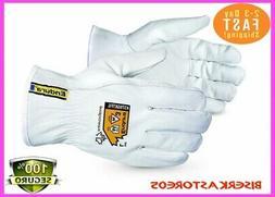 Men Winter Warm Gloves Waterproof Insulated.Work Sky Black L