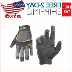 Men Winter Warm Gloves Waterproof Insulated Work Sky Extra L