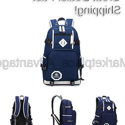 AGOWOO Mens Boys Heavy Duty Teens High School Backpack Bookb
