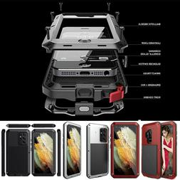Metal Shockproof Aluminum Heavy Duty Case Cover F Samsung Ga