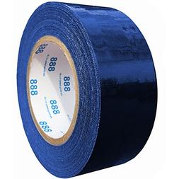 mg888 navy blue colored duct tape 1.88 inches x 60 yards (av