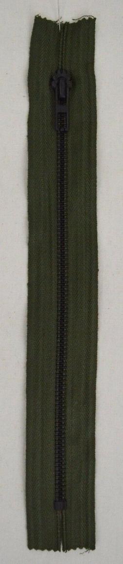 Military Grade Olive Green 10 inch Heavy Duty w/ Metal Teeth