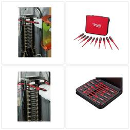 Milwuakee 1000-Volt Insulated Screwdriver Set and Case