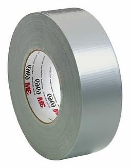 "3M MMM69692 Cloth Duct Tape, 60 yds Length x 2"" Width, Silve"