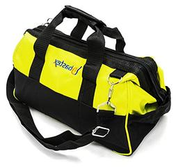 Multi Purpose Tool Bag Carrying Case with Adjustable Shoulde