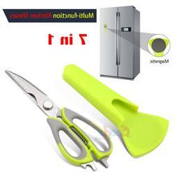 Multifunction Kitchen Cutter knife Shears Scissors Heavy Dut